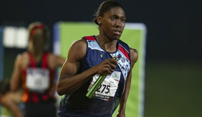 I was sore about losing to Caster Semenya. But this decision against her is wrong